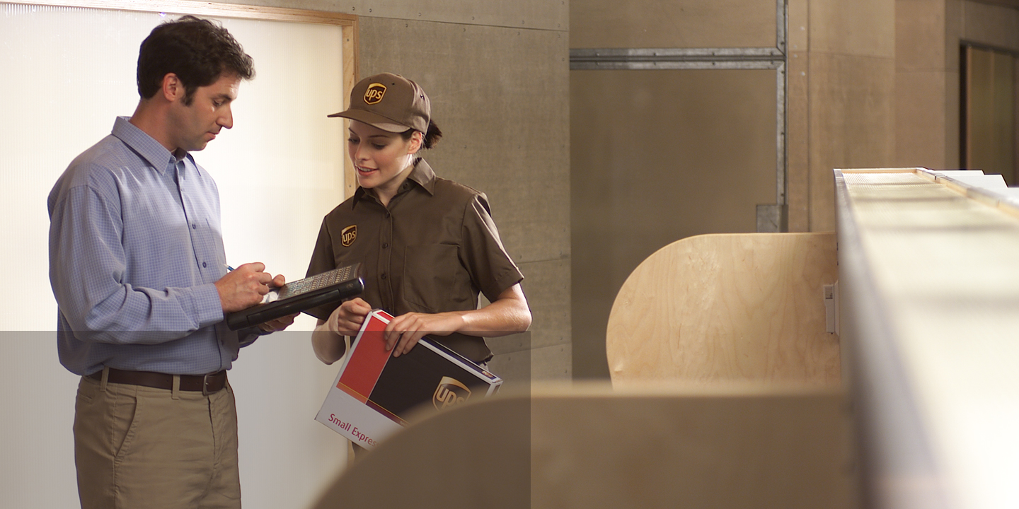 UPS á Íslandi - Authorized Service Contractor